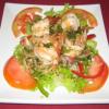 167 - Salade thaï de crevettes (pimenté)