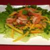 169 - Salade de mangue et de crevettes