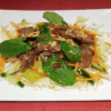 170B - Salade vietnamienne de boeuf