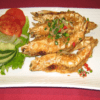 271 - Crevettes au sel et poivre pimentées