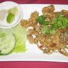 292 - Crabes en mue au sel et poivre pimentés