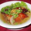353 - Soupe de nouilles au canard laqué