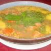 360P - Soupe de tamarin pimentée au poisson