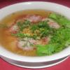 361N - Soupe de nouilles au porc laqué