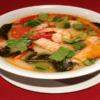 370 - Soupe Tom Yam aux fruits de mer pimentée